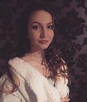 Инна, массажистка 27 лет