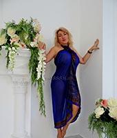 Лена, массажистка 43 года