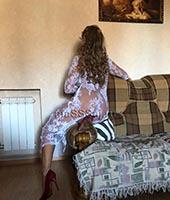 Оленька, массажистка 32 года
