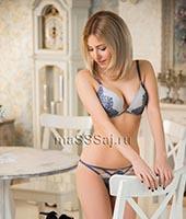Ирина, массажистка 27 лет
