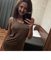 Аяна, массажистка 27 лет