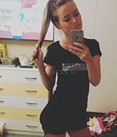 Машуля, массажистка 23 года
