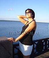 Виктория, массажистка 41 год