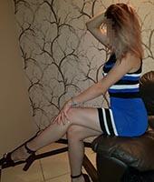ПОЛИНА, массажистка 27 лет