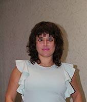 Ляся, массажистка 37 лет