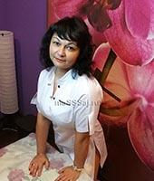 Алена, массажистка 40 лет