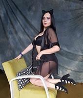 Агата, массажистка 25 лет