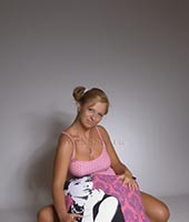 Светлана, массажистка 27 лет