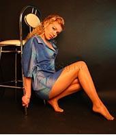 Лина, массажистка 27 лет