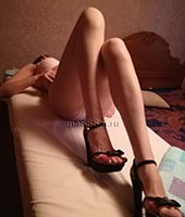 Ника, массажистка 35 лет