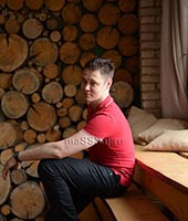 Илья Крылов, массажист 30 лет