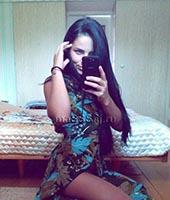 Алина, массажистка 25 лет