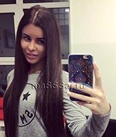 Наталья, массажистка 28 лет