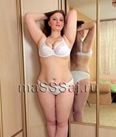 Светлана, массажистка 41 год