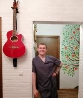 Евгений, массажист 29 лет