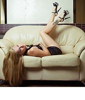 Олеся, массажистка 27 лет