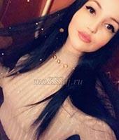 Николь, массажистка 26 лет