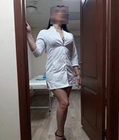 Женя, массажистка 30 лет