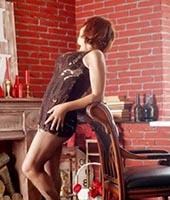 Настя, массажистка 27 лет