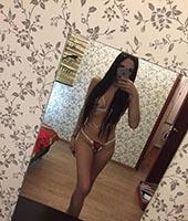 Алина, массажистка 22 года