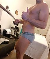 Денис, массажист 35 лет