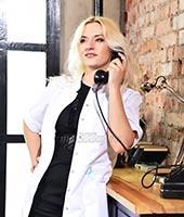 Александра, массажистка 34 года