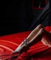 Юля, массажистка 25 лет