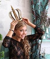 Юлия, массажистка 24 года