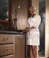 Юлия, массажистка 40 лет