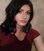 Ксения, массажистка 28 лет