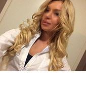Анжелика, массажистка 28 лет