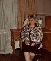 Оксана, массажистка 47 лет
