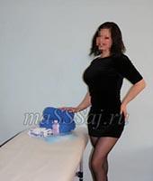Лина, массажистка 34 года