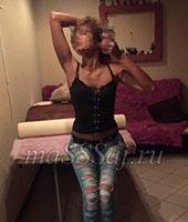 Вероника, массажистка 29 лет