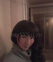 Ирина, массажистка 40 лет