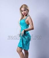 Валерия, массажистка 27 лет
