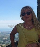 София, массажистка 50 лет