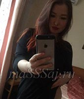 Юна, массажистка 29 лет
