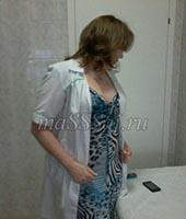 Лена, массажистка 39 лет