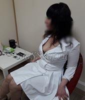 Настя, массажистка 31 год