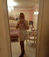 Мари, массажистка 35 лет