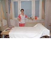 Светлана, массажистка 45 лет