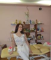 Надежда АРУНа, массажистка 40 лет