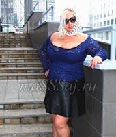 Лера, массажистка 44 года