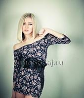 Юлия, массажистка 28 лет