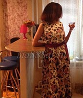 Лика, массажистка 37 лет