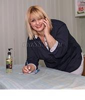 Жанна, массажистка 42 года