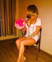 Натали, массажистка 28 лет