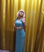 Елена, массажистка 48 лет