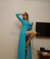 Ульяна, массажистка 32 года